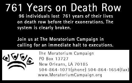 The Moratorium Campaign