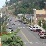 Downtown Kalama, Washington (Kalama Chamber of Commerce)