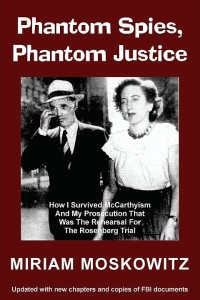 Phantom Spies, Phantom Justice (The Justice Institute, 2012)