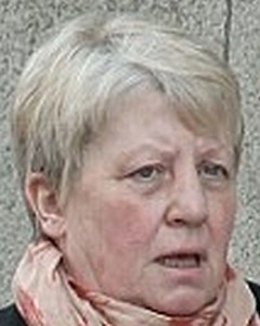 Shirley Banfield during her trial in 2012 (Central News)