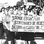 Grandmothers of Plaza de Mayo protesting in Buenos Aires (www.abuelas.org.ar)