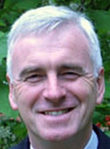 John McDonnell (Longtime chair of the campaign to free the Guildford Four)