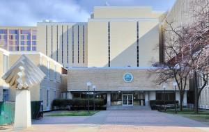 Norfolk, Virginia General District Court building