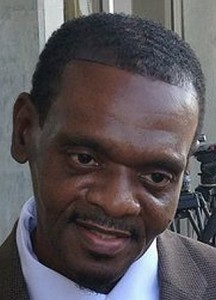 Henry McCollum after his exoneration on September 2, 2014 (Jenny Warburg)