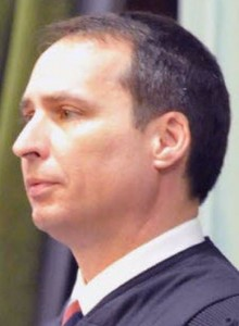 Northampton County Judge Anthony S. Beltrami (Bill Adams, Express-Times)
