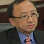 Law Professor Eric Cheung Tat-ming who assisted Law Yat-ting pro bono (HKEJ)