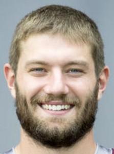 Jordan Johnson in 2011 when he was the quarterback for the University of Montana Grizzlies (University of Montana)