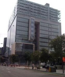 Queensland Court of Appeal in judicial building, Brisbane, Queensland, Australia (2012, Wikipedia.org)