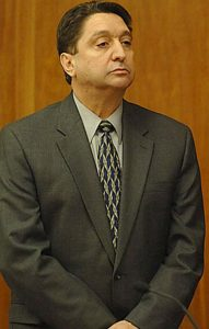 "Charles ""Ken"" Zisa during his during plea hearing in Dec. 2010 (The Record - Bergen County, NJ)"