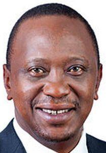 Kenya's President Uhuru Kenyatta (wikileaks.org)