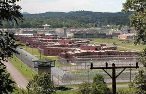 Western Correctional Institution in Cumberland, Maryland