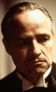 Marlon Brando as Don Vito Corleone in 'The Godfather' (Paramount Pictures)
