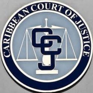 Caribbean Court of Justice logo (www.caribbeancourtofjustice.org)