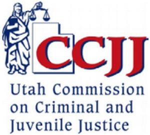 Utah Commission on Criminal and Juvenile Justice logo
