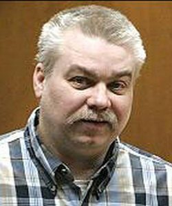 Steven Avery in court during 2007 trial.