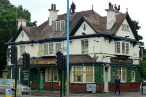 The Windsor Castle Pub, in the London suburb of Hounslow (Flickr.com)