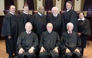 Mississippi Supreme Court on 2-1-2017 (courts.ms.gov)