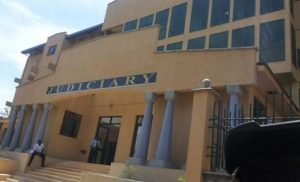 High Court of Homa Bay in Mbita, Kenya (The Standard)