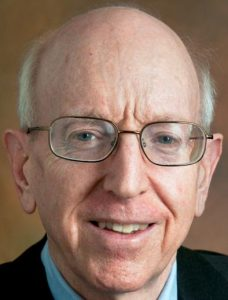 Retired U.S. Seventh Circuit Court Judge Richard Posner