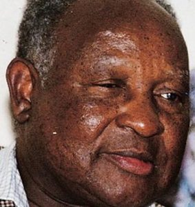 Kenneth Matiba in 2015 (The Star - Nairobi)