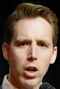 Missouri Attorney General Josh Hawley (Kansas City Star)
